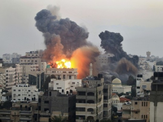 Israel Attack Gaza