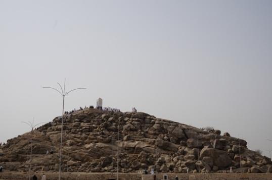 Pemandangan Jabal Rahmah