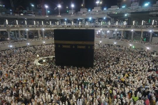 Tawaf Wada Terakhir di Ka'bah