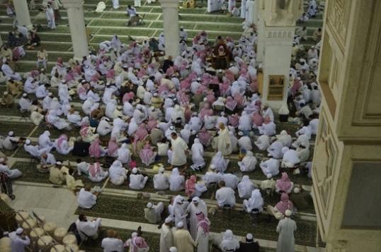 Liqo di Masjidil Haram