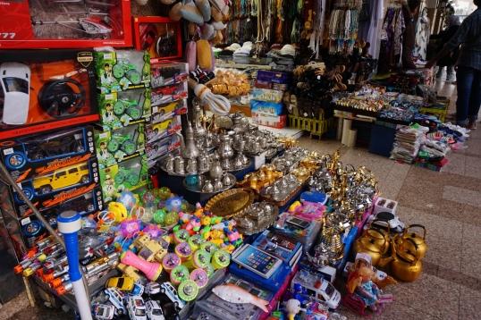 Dagangan yang dijual di Kota Madinah